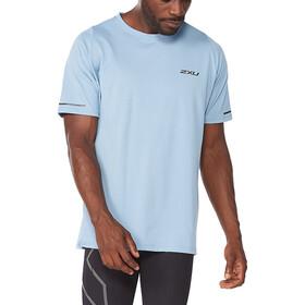 2XU Light Speed Tech SS Shirt Men, bleu